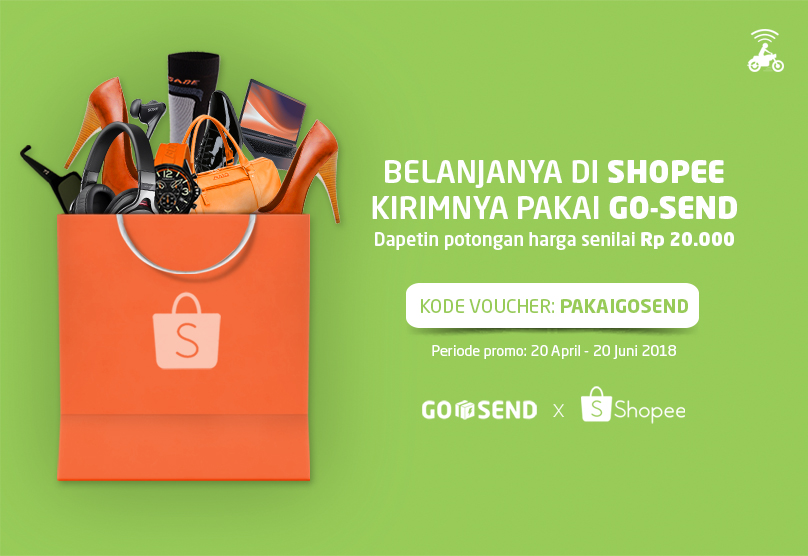 GO-SEND x Shopee City Expansion