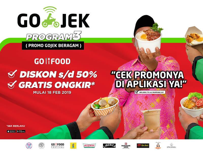 Program GO-FOOD