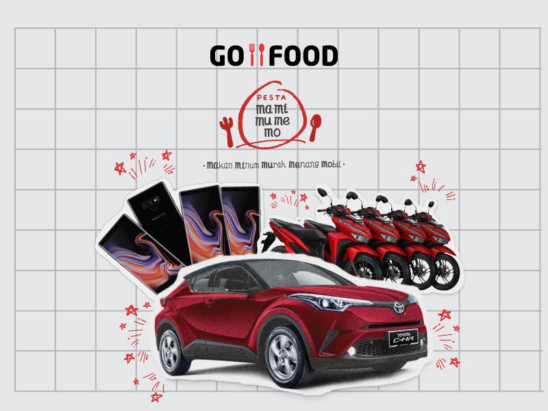 GO-FOOD Turbocharge
