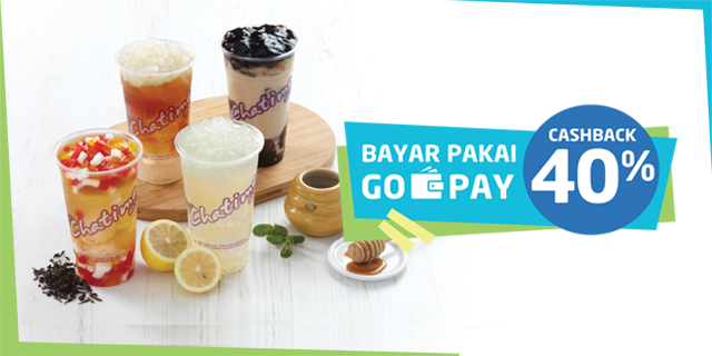Chatime GO-PAY