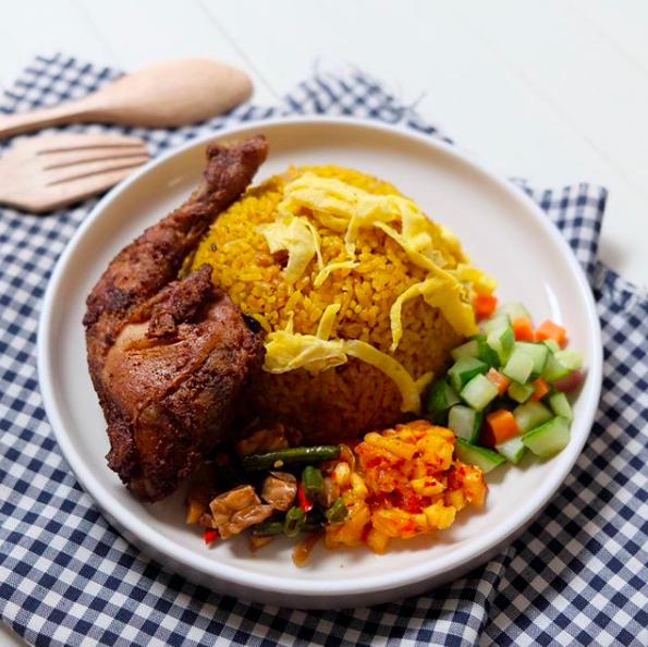 Nasi Minyak Jamila