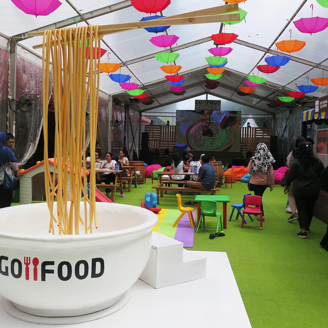 Go Jek Food: 6 Langkah Mudah Daftar Menjadi Merchant GO-FOOD Festival