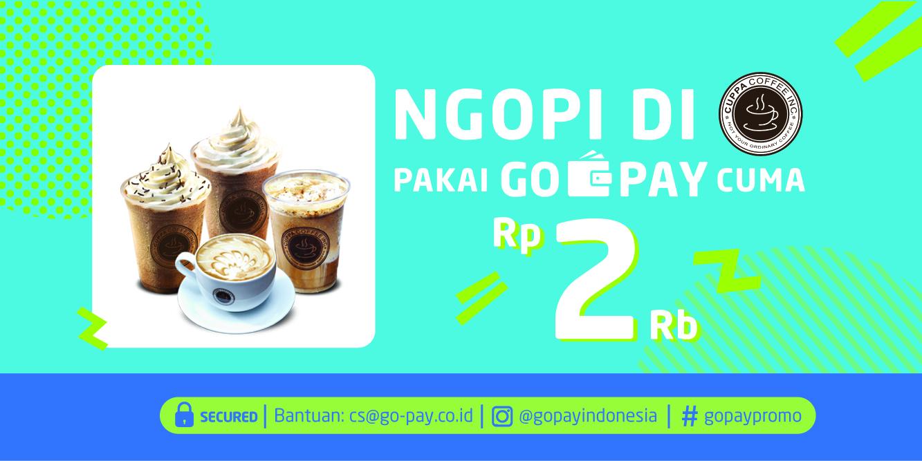 Cuppa Coffee GO-PAY