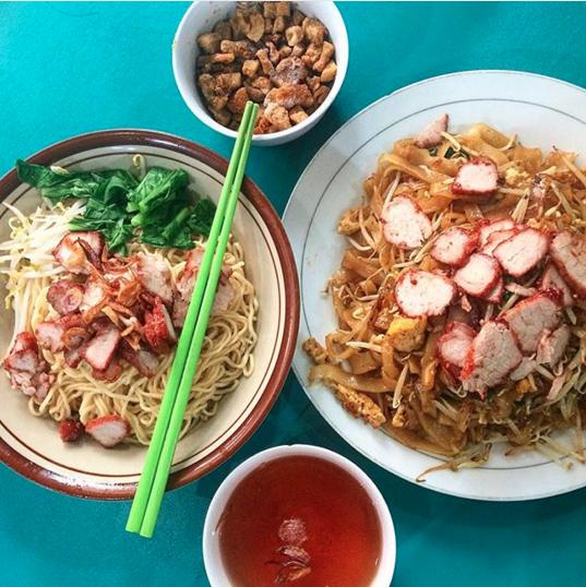 Restoran Keluarga Mie Sumatra Xi Huan Lai