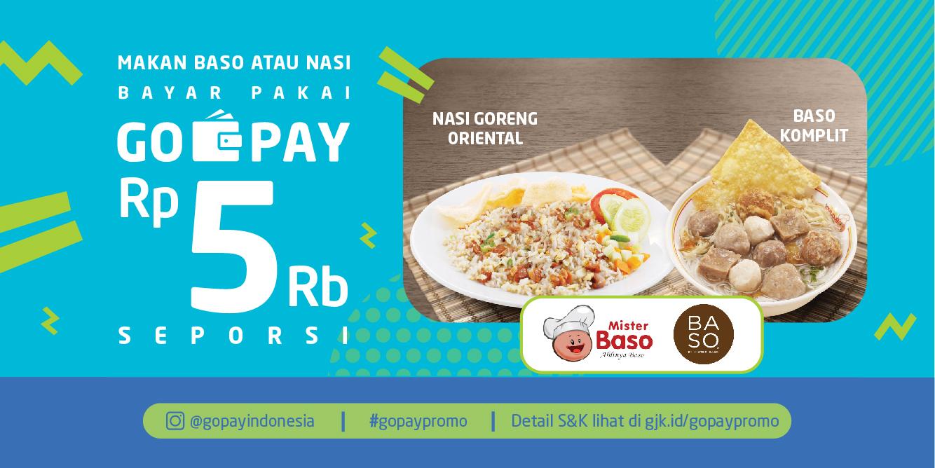 Mister Baso GO-PAY