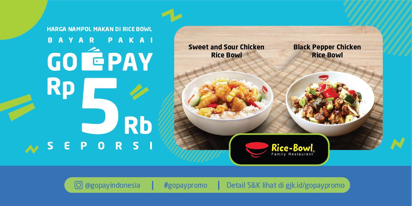 Rice Bowl GO-PAY