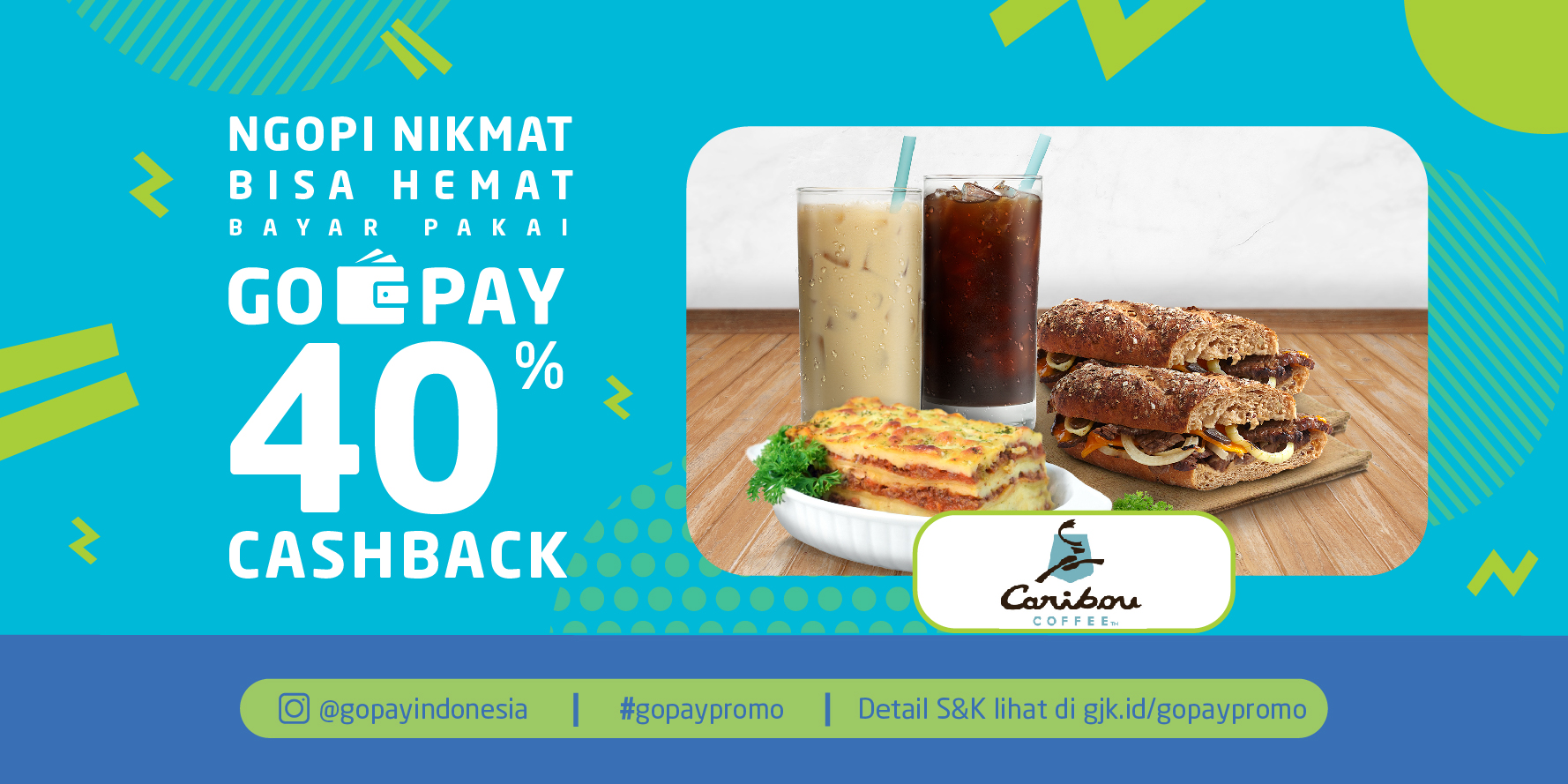 Caribou Coffee GO-PAY