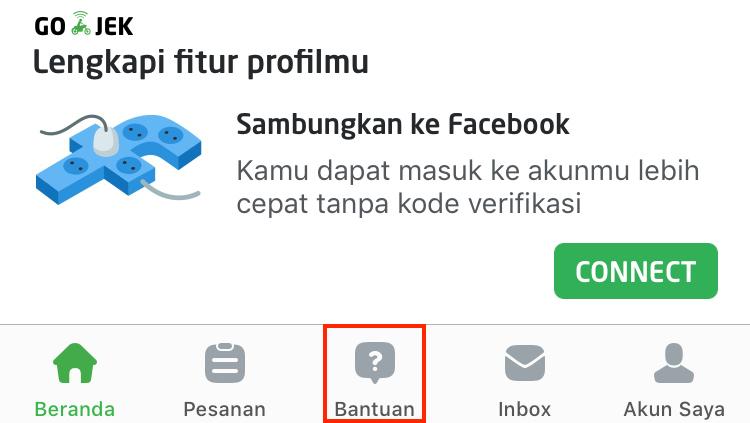 Customer Service Gojek