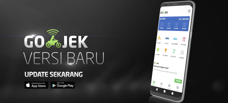 Download Aplikasi Gojek Online Terbaru