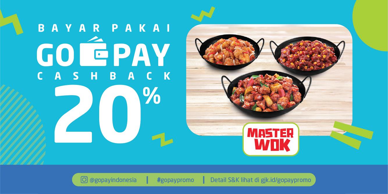 Master Wok GOPAY