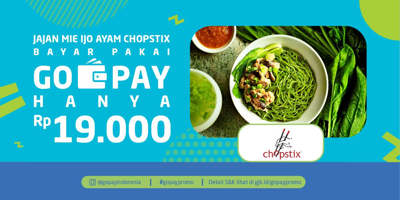 Chopstix GO-PAY