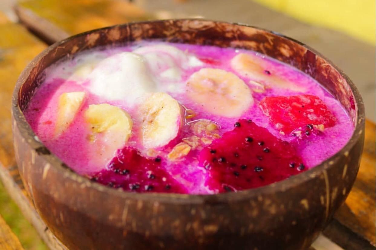 Winnie Fruit Dessert