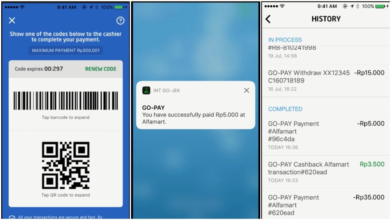 Bagaimana Cara Dapatkan Promo Gopay Alfamart Cashback Simak Triknya Di Sini