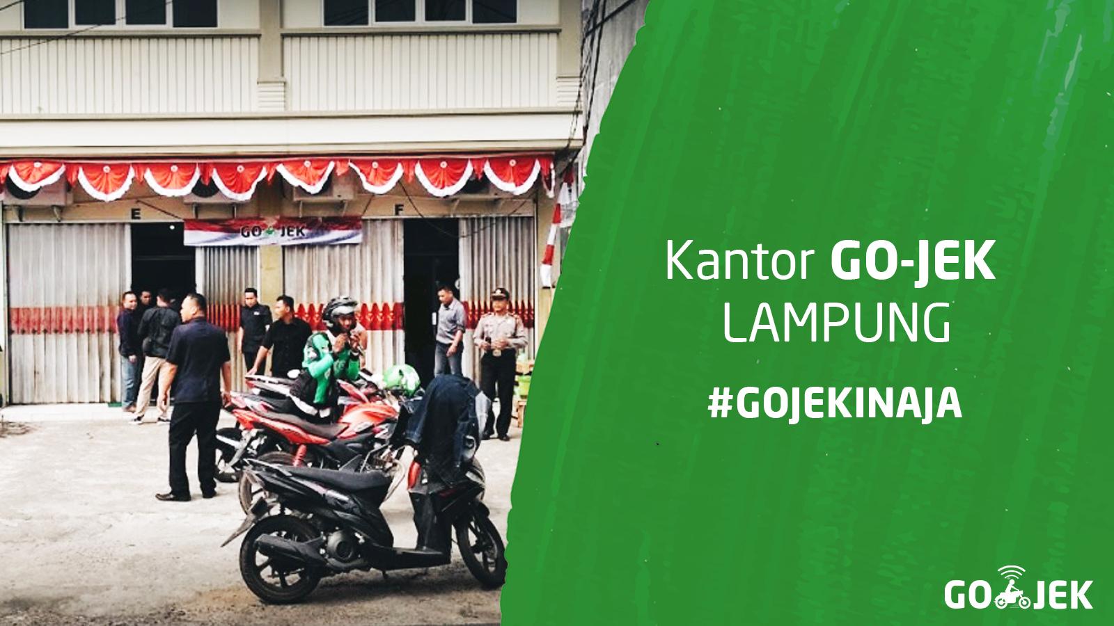 GO-JEK Lampung