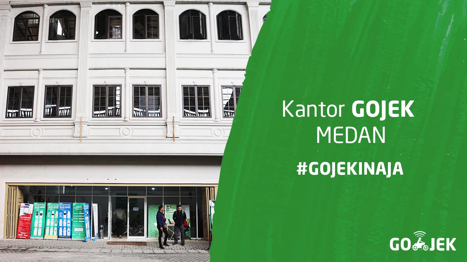Gojek Medan
