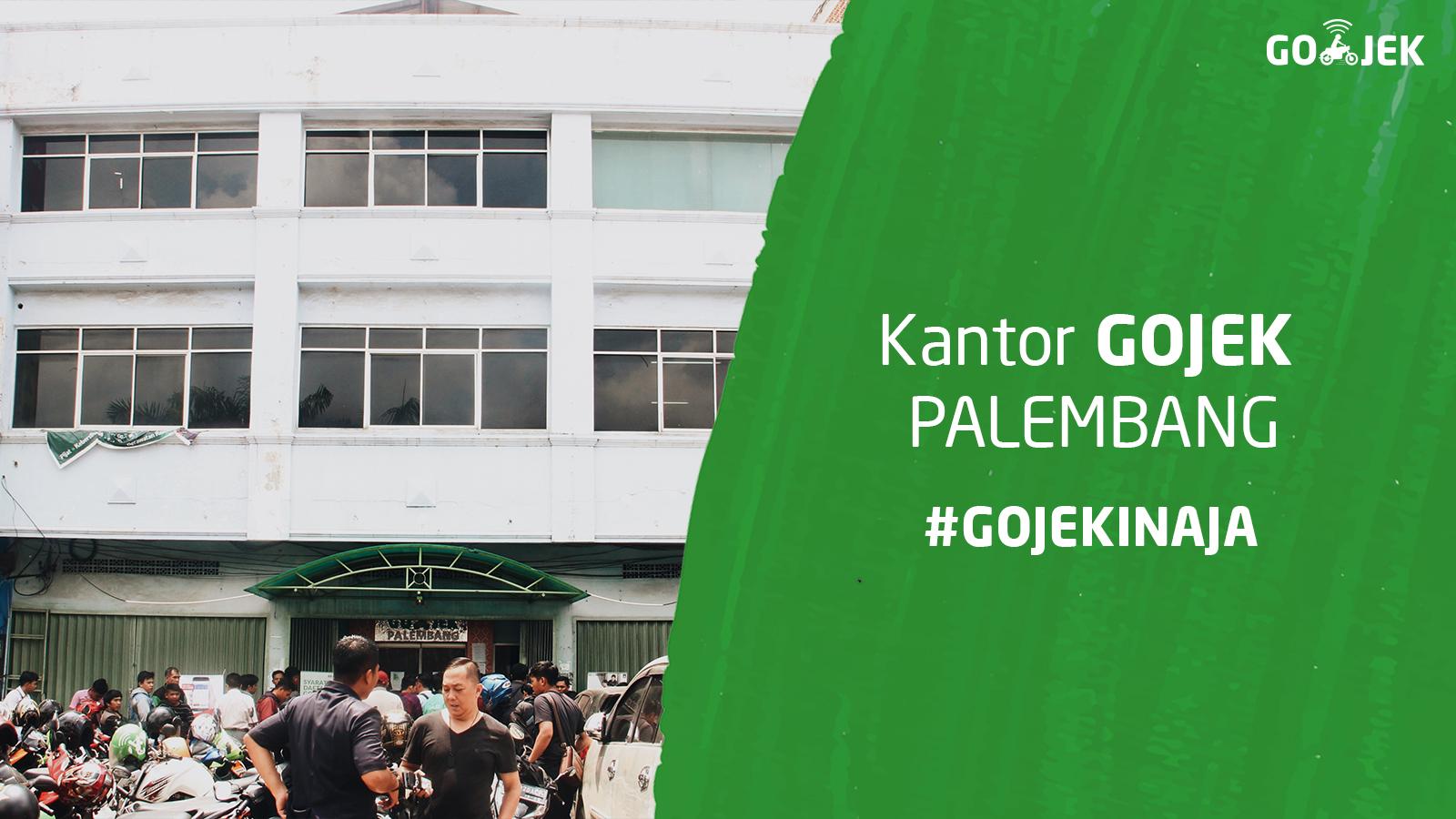 Gojek Palembang
