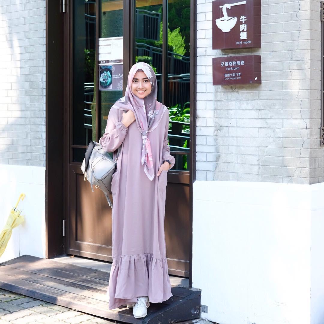 7 Inspirasi Ootd Hijab Simpel Untuk Pergi Ke Kampus Golaundry