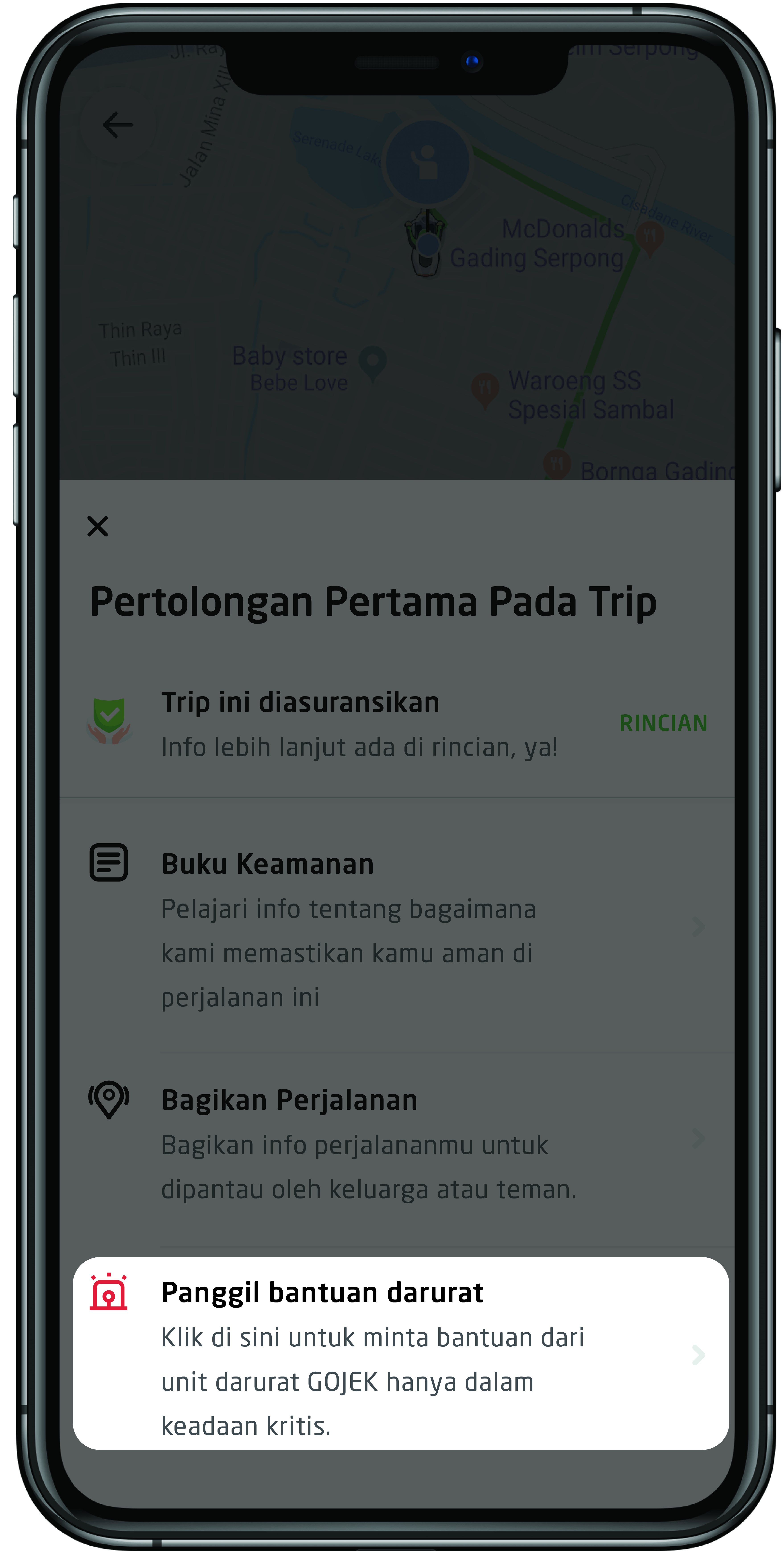 Uninstallkhawatir With Gojek S New Features Gojek