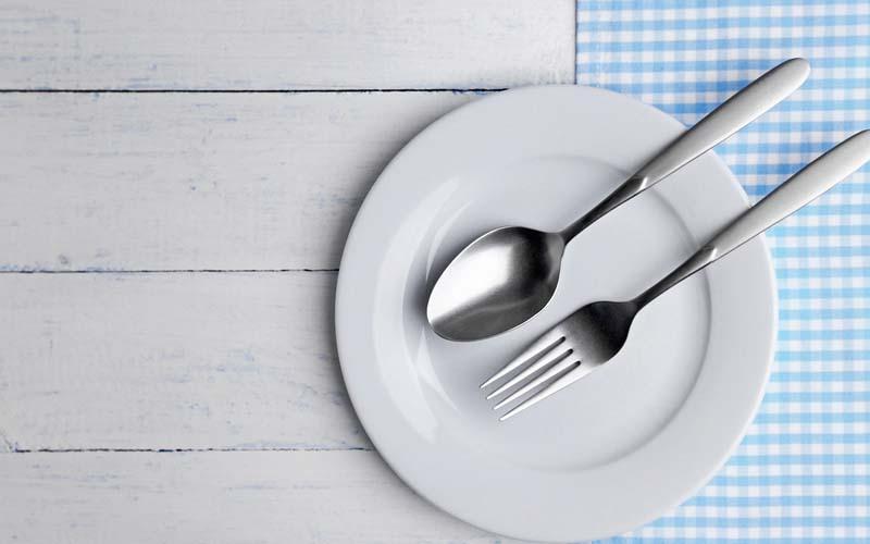 GO-CLEAN Persiapan Bukber - Alat Makan