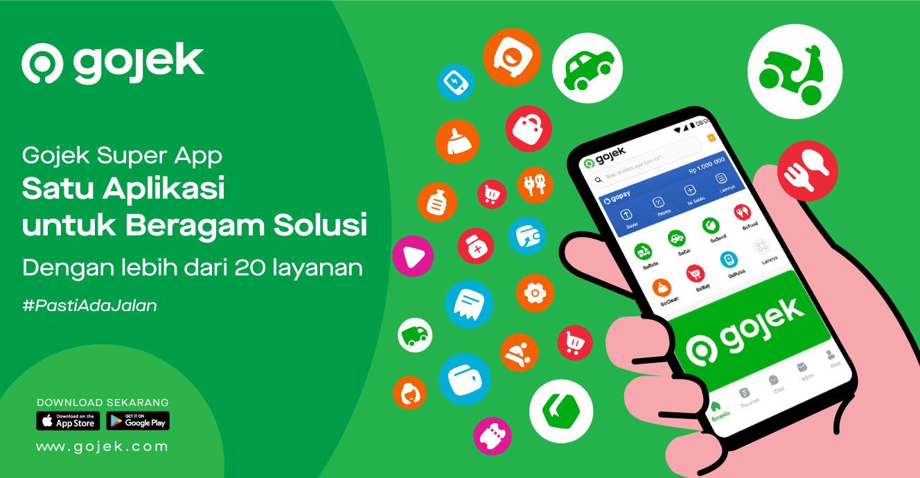 Gojek Malang Satu Aplikasi Untuk Beragam Solusi Gojek