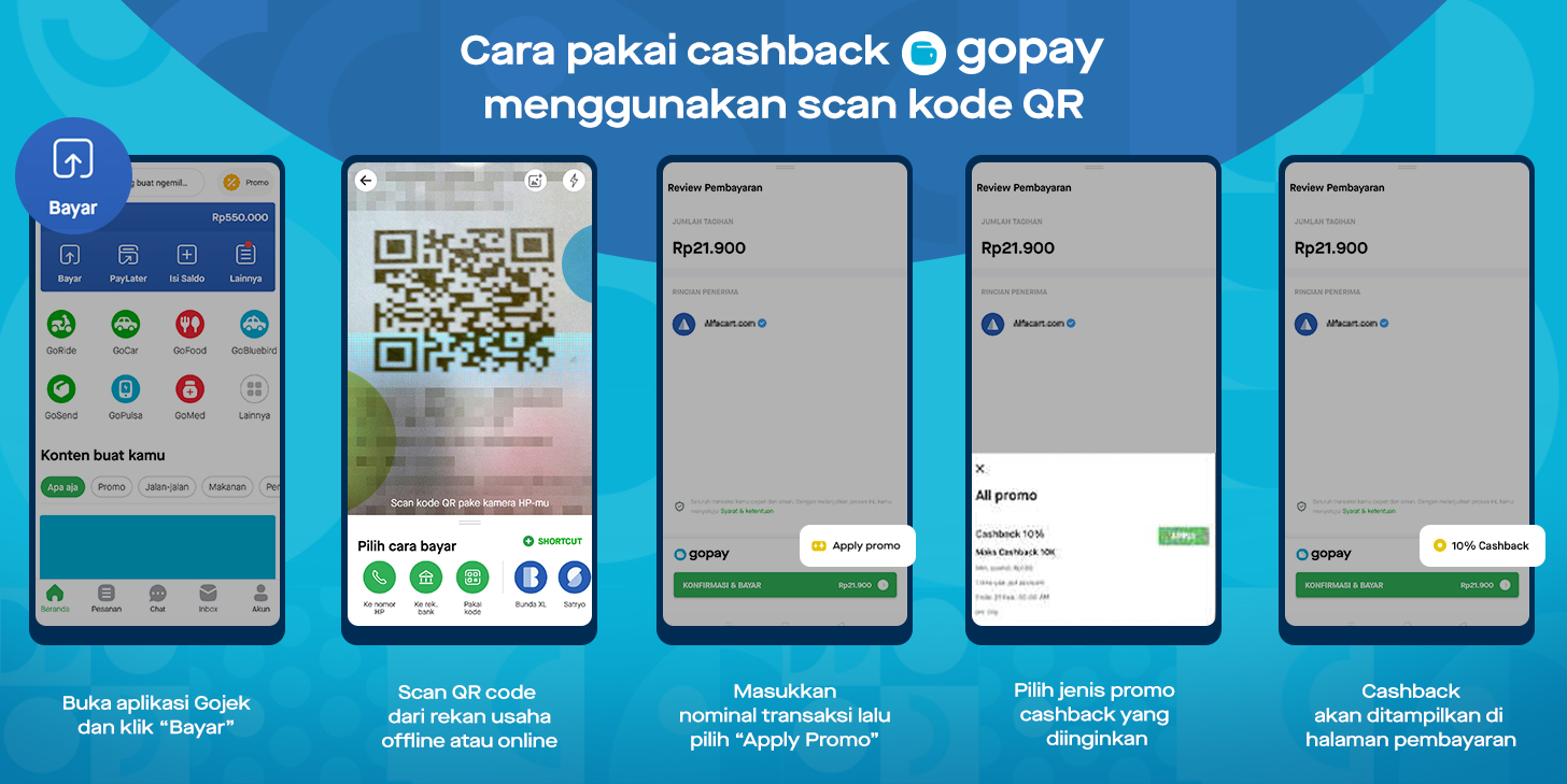 Promo Mcdonald S Mcdelivery Cashback Hingga Rp15 000 Gopay