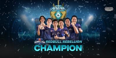PENGUMUMAN PEMENANG GOPAY ARENA CHAMPIONSHIP - MOBILE LEGENDS
