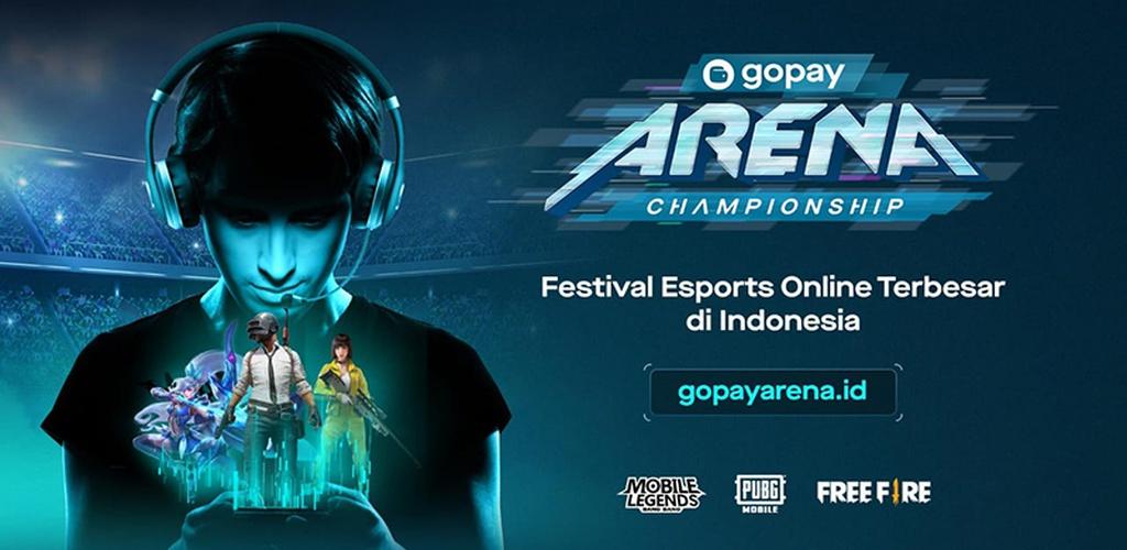 Tiga Puluh Ribu Gamers Siap Beraksi di GoPay Arena Championship