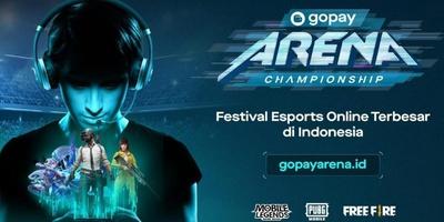 GoPay Arena Championship Jadi Ajang Mobile eSport Terbesar Indonesia