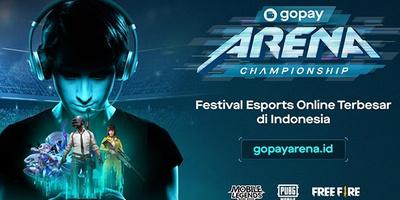 Jangan lewatkan Festival Mobile eSport Terbesar, GoPay Arena Championship!