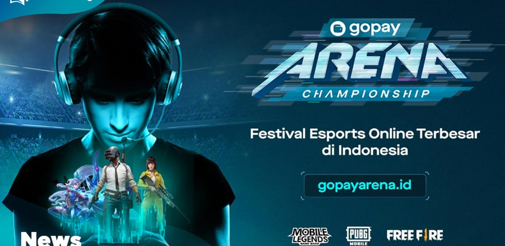 GoPay Arena Championship Diikuti Lebih dari 30 ribu Gamer se-Indonesia