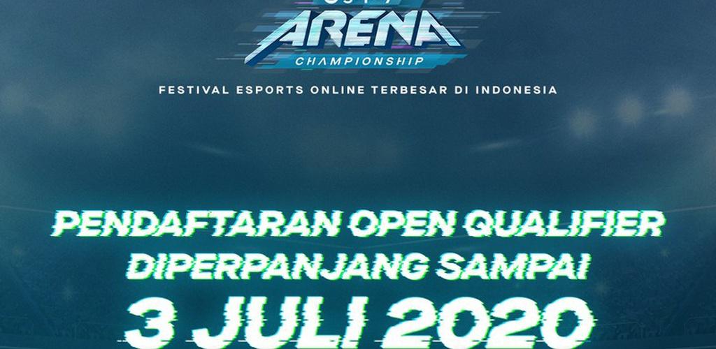 Lebih dari 6,500 Tim Sudah Mendaftar di GoPay Arena Championship, Registrasi Diperpanjang Sampai 3 Juli 2020!
