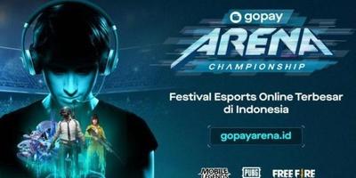 GoPay Arena Championship Diikuti 31.000 Gamer Seluruh Indonesia