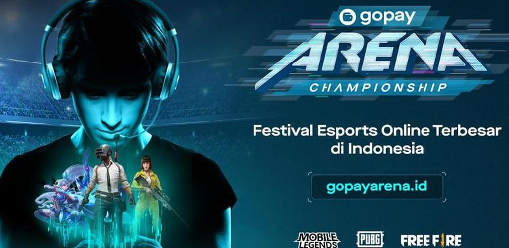 Lebih dari 30.000 Gamer Siap Bertarung di GoPay Arena Championship