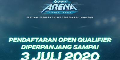 Buruan Daftar! Registrasi GoPay Arena Championship Diperpanjang Hingga 3 Juli 2020