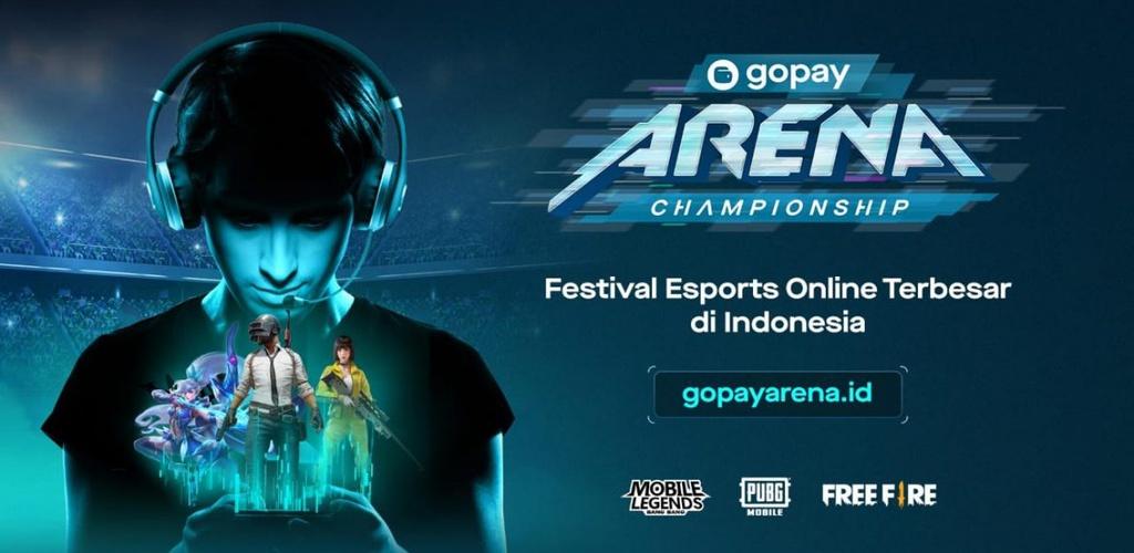 Lebih dari 30 ribu Gamer se-Indonesia Siap Berlaga Virtual di Festival Mobile eSport Terbesar, GoPay Arena Championship!