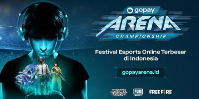 30 Ribu Gamer Lebih Siap Tanding di GoPay Arena Championship