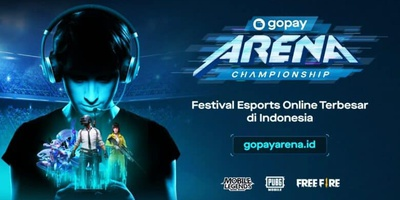 Lebih dari 30 ribu Gamer Siap Berlaga Virtual dalam GoPay Arena Championship!