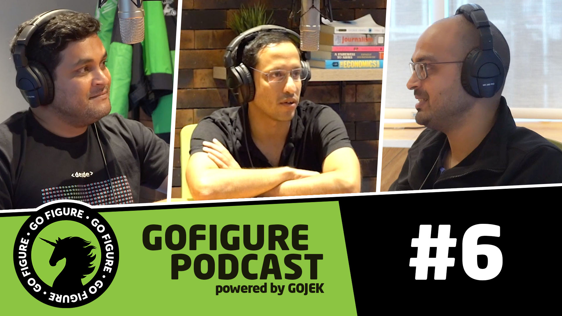 Episode 6: GOJEK's 10x Engineer: Truth or Myth?