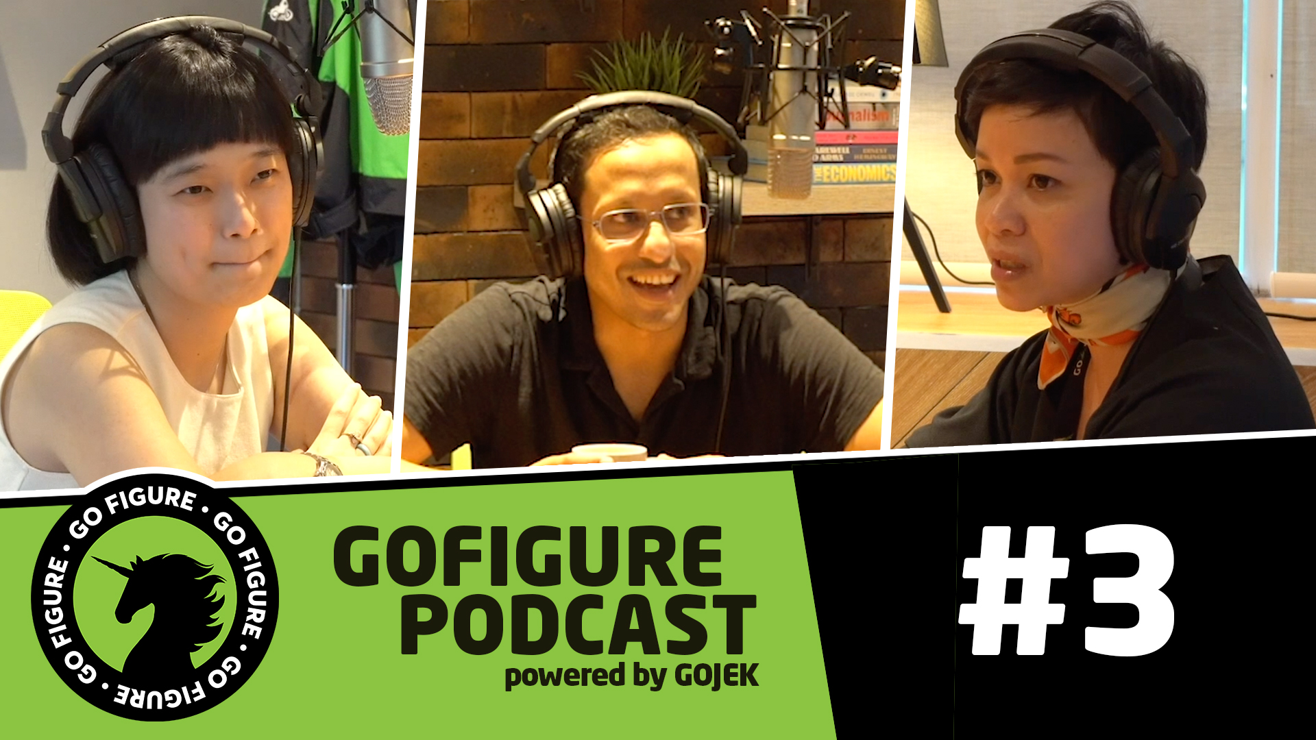 Episode 3: The Gender Gap In Tech And How's Gojek Bridging It