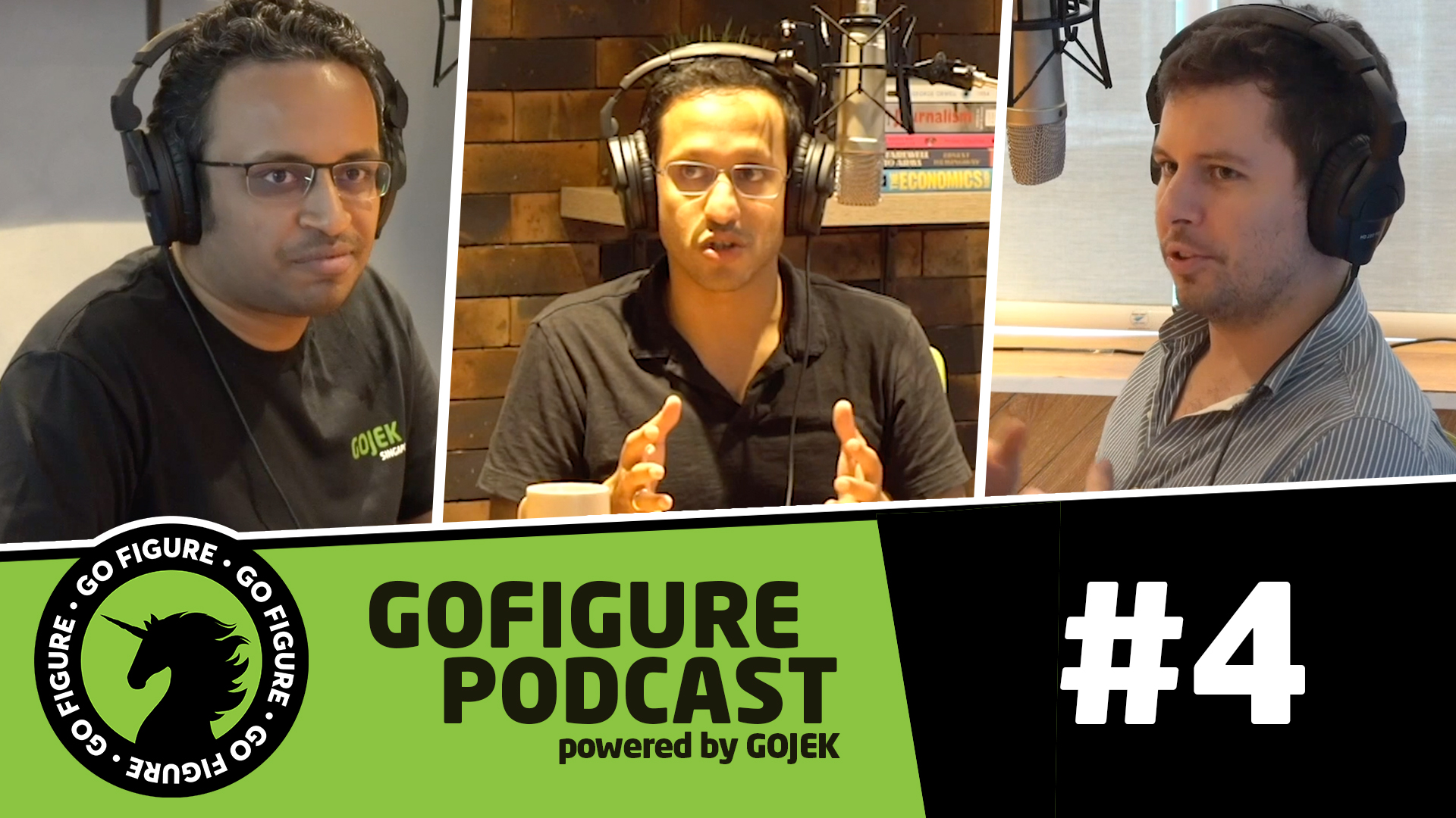 Episode 4: Realistic Approaches To Machine Learning At Gojek