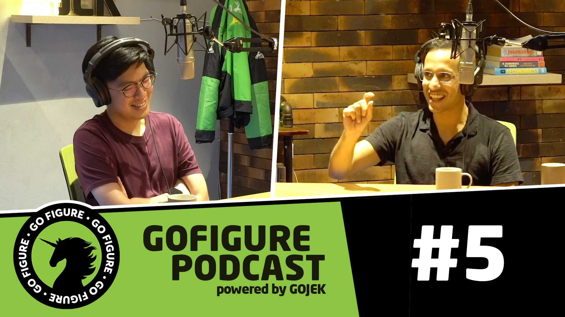 Episode 5: Gojek's Organisational Principles