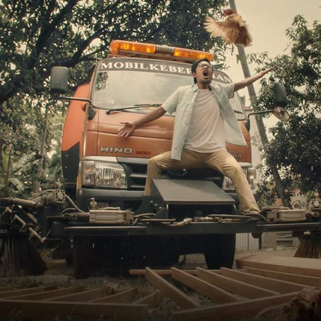 Go Jek Drivers: GO-JEK Indonesia