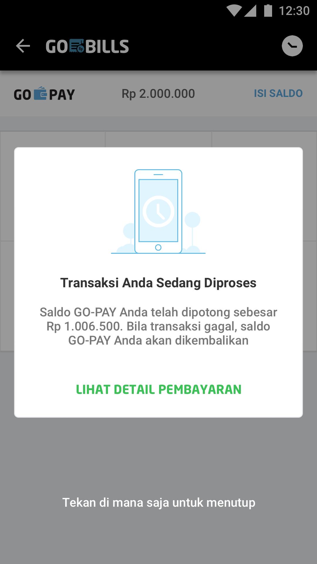 Software Pembayaran Pdam Cirebon