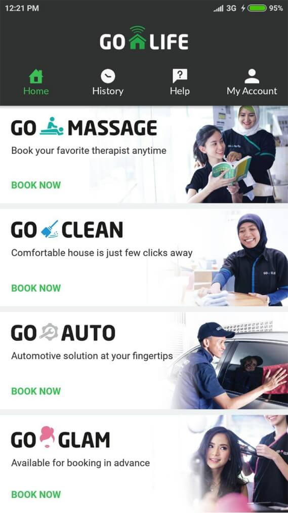 Image result for go massage