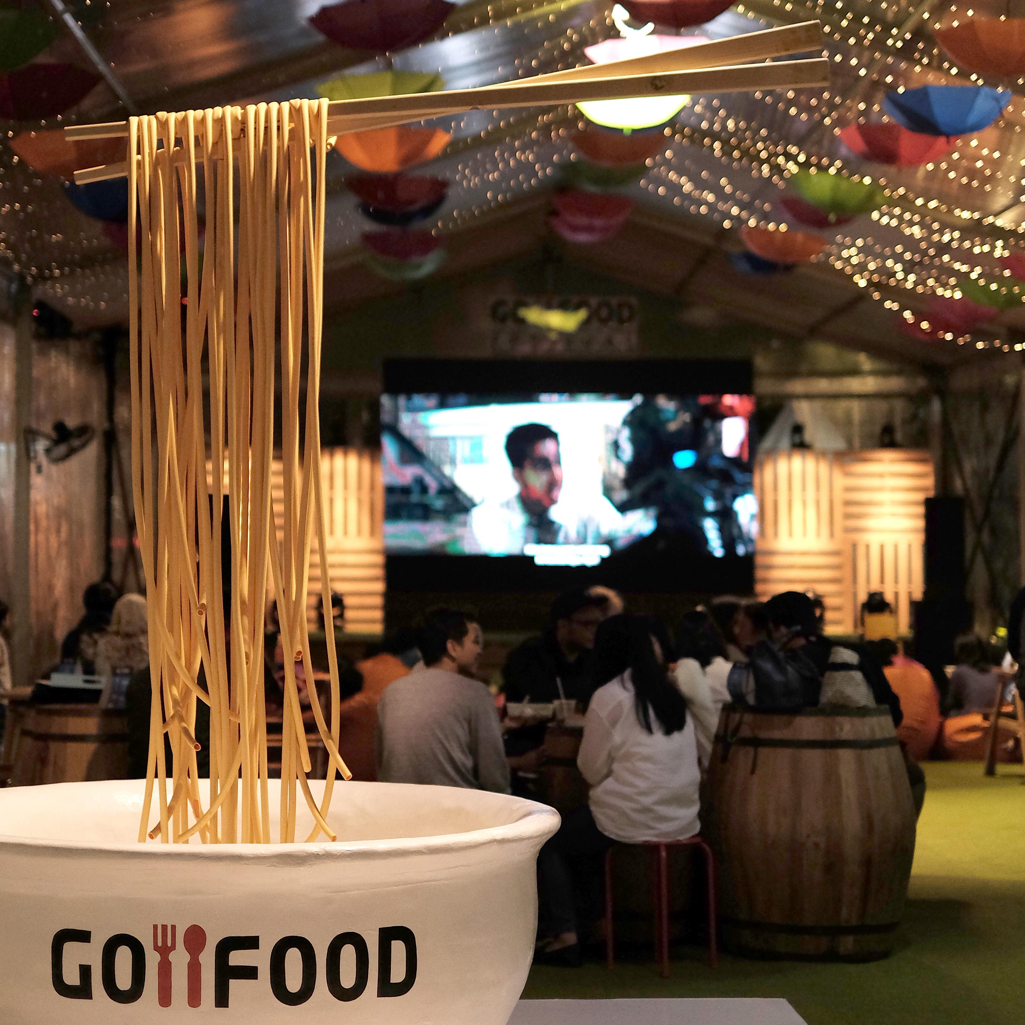 Jajan Seru Dengan 30 Makanan di GO-FOOD Festival Sebulan Penuh