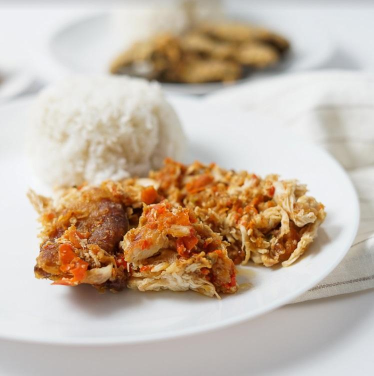 8 Ayam Geprek Super Pedas Dan Super Laris Di Go Food Go Food Go