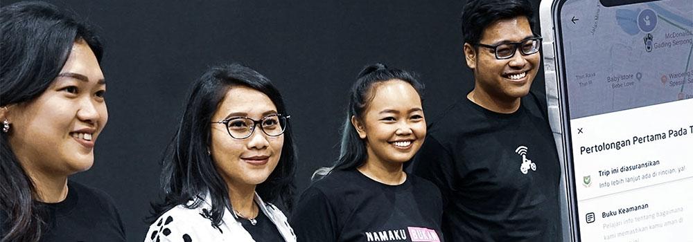Kembangkan Solusi Keamanan Menyeluruh,  GOJEK Menjadi Pelopor Gerakan Anti Kekerasan Seksual di Industri Ride-Hailing