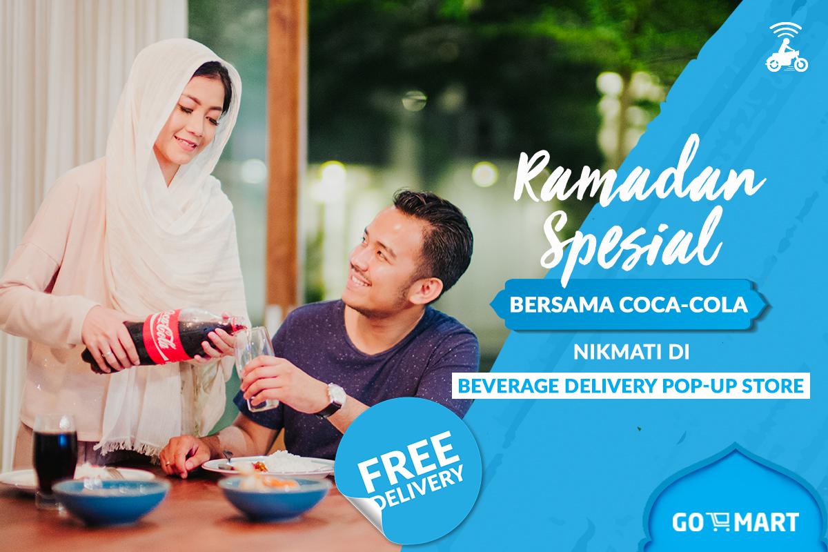 #BerbagiTanpaBatas di Ramadan Ini Bersama Coca Cola