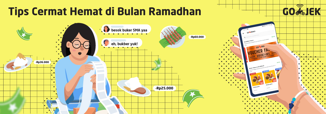Tips Cara Hidup Hemat di Bulan Ramadhan