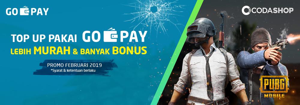 Promo Top Up UC PUBG Mobile (Mei 2019): Cashback 20% di Codashop saat Ramadhan